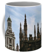 Church Architecture II  Nyc  Coffee Mug