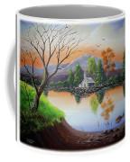 Church By The Lake Coffee Mug