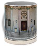 Church Doors Coffee Mug