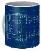 Church Floor Plan Coffee Mug