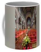 Church Flowers Coffee Mug