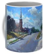 Church In Georgetown Downtown  Coffee Mug