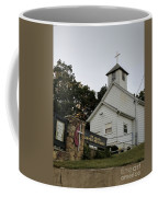 Church In The Country Coffee Mug