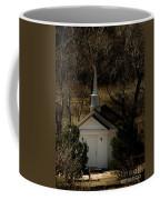 Church In The Garden Coffee Mug
