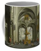 Church Interior Coffee Mug