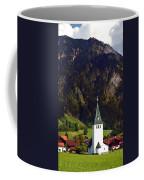 Church Of Bad Oberdorf  Coffee Mug