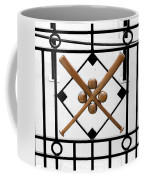 Church Of Baseball Coffee Mug