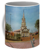 Church Of Caldera Coffee Mug
