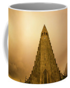Church Of Fire Coffee Mug