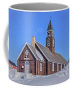 church of Ilulissat - Greenland Coffee Mug