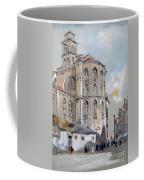 Church Of Santa Maria Coffee Mug