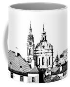 Church Of St Nikolas Coffee Mug