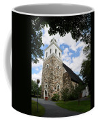 Church Of The Holy Cross At Rauma Coffee Mug
