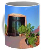 Church Of The Holy Cross Coffee Mug