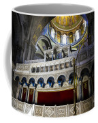 Church Of The Holy Sepulchre Interior Coffee Mug