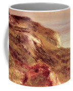 Church On A Clifftop Coffee Mug