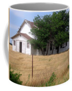 Church On The Grasslands  Coffee Mug
