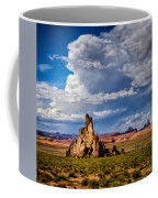 Church Rock Thunderhead Coffee Mug