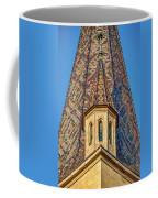 Church Spire Details - Romania Coffee Mug