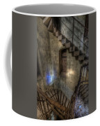 Church Stairs Above Coffee Mug