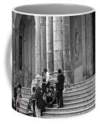 Church Step Lovers Coffee Mug