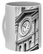 Church Time - St Louis Cathedral - New Orleans Coffee Mug