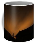 Church Under The Stars Coffee Mug