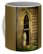 Church Window Church Bell Coffee Mug