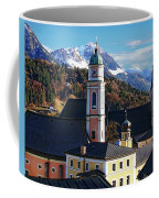 Churches In Berchtesgaden Coffee Mug