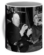 Churchill & Roosevelt Coffee Mug