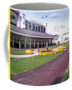 Churchill Downs Paddock Area Coffee Mug