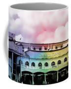 Churchill Downs Silk Coffee Mug