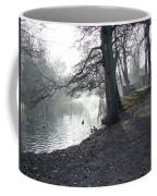 Churchyard Trees Coffee Mug