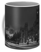 Cibeles Square Madrid Spain Coffee Mug