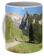 Cimarron Country Coffee Mug by Eric Glaser