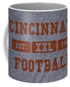 Cincinnati Bengals Retro Shirt Coffee Mug