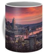 Cincinnati Devou Park Coffee Mug