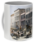 Cincinnati Hog Herding Coffee Mug