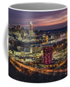 Cincinnati Sunrise Coffee Mug