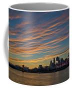 Cincinnati Sunset Coffee Mug