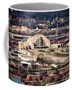Cincinnati Union Terminal Coffee Mug