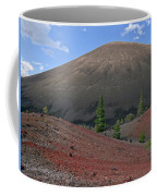 Cinder Cone And Painted Sands Coffee Mug