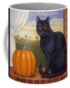 Cinder The Cat Coffee Mug