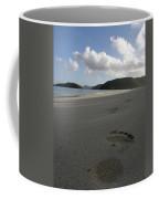 Cinnamon Toes In The Sand Coffee Mug