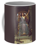 Circe Offering The Cup To Ulysses Coffee Mug