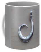 Circle Hook Pendant Coffee Mug