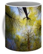 Circle Of Trees Coffee Mug