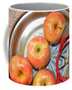 Circles 1 - Apples Coffee Mug