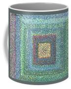 Circles For Peace Coffee Mug