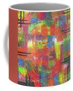Circles Coffee Mug by Jacqueline Athmann